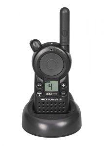 black walkie talkie for indoor use