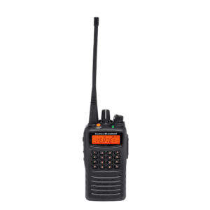 industrial business radio used at job sites