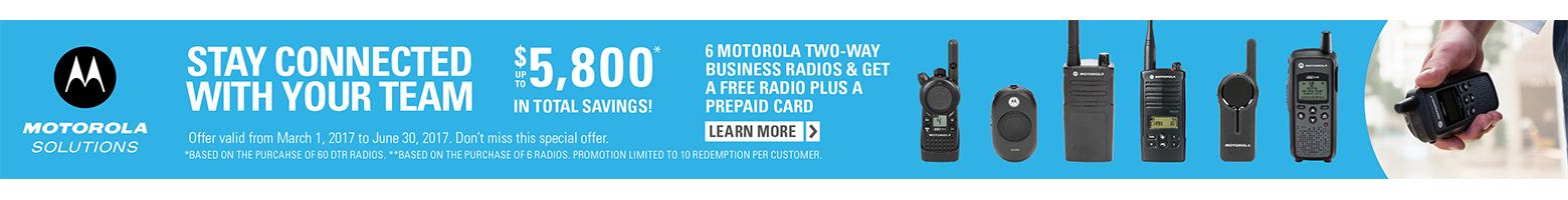 Motorola Promo