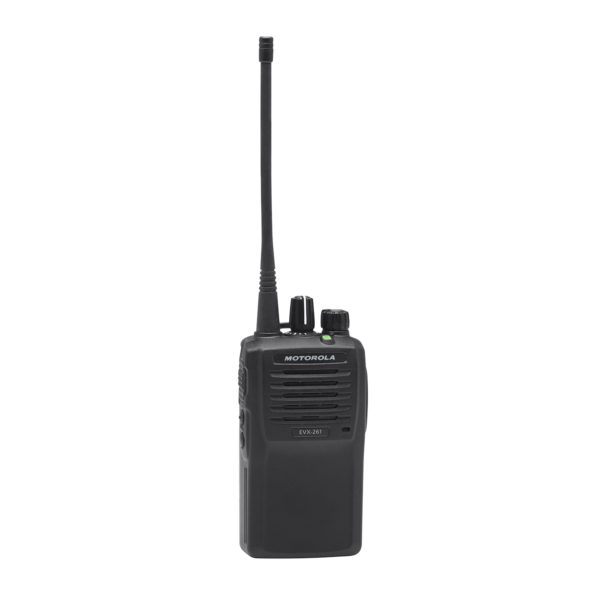 Motorola two way commercial radio