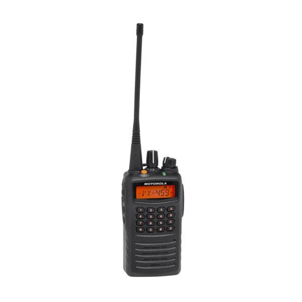 motorola commercial two way radio